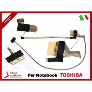 Cavo Flat LCD TOSHIBA Satellite C660 C660D versione 1