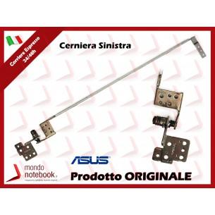 Cerniera Hinge ASUS X550 X550JK X550LD X550CA (SINISTRA) Versione No Touch