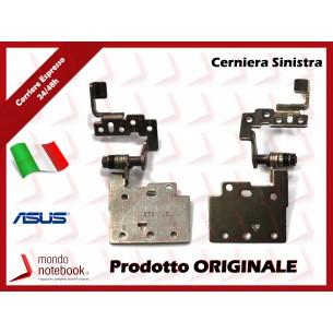 Cerniera Hinge ASUS X55A X55C (F55C) X55U X55VD (R503VD, F55VD) (SINISTRA)