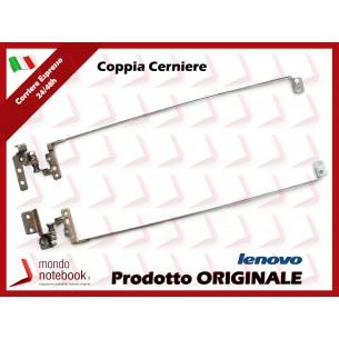 Cerniere Hinges LENOVO G560 G565 Z560 Z565 (Coppia)
