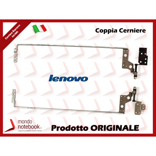 Cerniere Hinges LENOVO IdeaPad 310-15ISK 310-15IKB 510-15ISK 510-15IKB (Coppia)