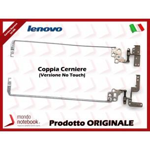 Cerniere Hinges LENOVO IdeaPad 500-15 G51-70 G51-80 Versione NoTouch (Coppia)