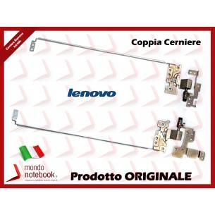 Cerniere Hinges LENOVO U31-70 E31 E31-40 E31-70 E31-80 (Coppia)