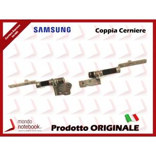 Cerniere Hinges Samsung NP535U3C NP530U3C NP530U3B (Coppia)