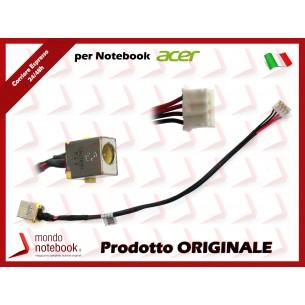 Connettore di Alimentazione DC Power Jack ASUS P2520 N501J N501V HP 820 840 850 G3