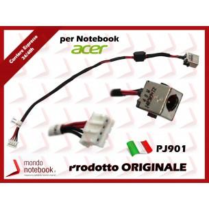 Connettore di Alimentazione DC Power Jack ACER PJ901 Aspire E5-571 V3-572 E5-511 E5-531