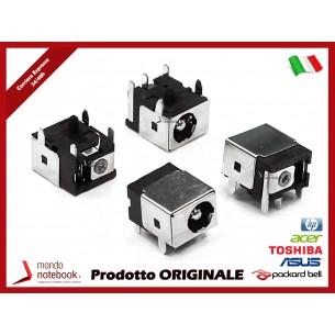 Connettore di Alimentazione DC Power Jack ASUS PJ003 2,5mm A6 A4 F3 F5 X51 X50 X58L X70...