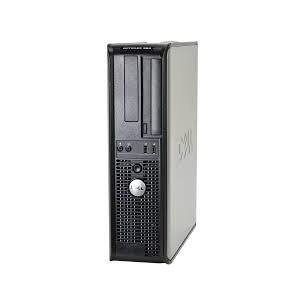 PC Desktop DELL Optiplex 380 Core2 Duo E8400 4GB RAM HDD 250GB W7P Rigenerato