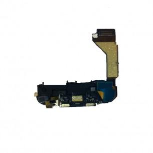 Connettore di Ricarica Apple + Speaker + Antenna iPhone 4 (NERO)
