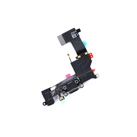 Connettore di Ricarica Apple iPhone 5S (NERO)