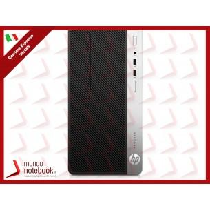 PC HP 400 G5 MT 4CZ58EA i7-8700 8GB 256GB SSD DVD Tastiera Mouse W10P