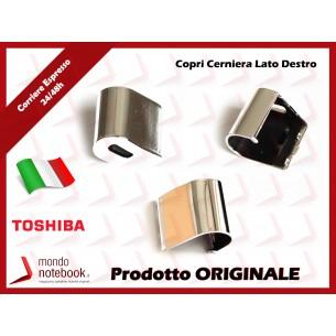 Copri Cerniere Cover Hinge TOSHIBA Portége R700 Satellite R830 (DESTRO)