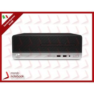 PC HP 400 G6 SFF 7PG55EA i7-9700 16GB SSD512GB DVD Tastiera Mouse W10P