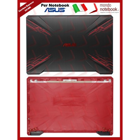 Cover LCD ASUS FX504GD FX504GE FX504GM (Nera/Rossa)