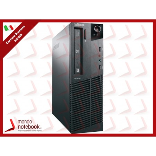 PC LENOVO REFURBISHED ThinkCentre M83 SFF G3220 4GB 250GB DVD W10P