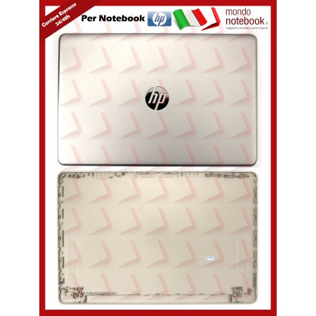 Cover LCD HP 250 G6 255 G6 15-BS 15-BW (Silver) Compatibile