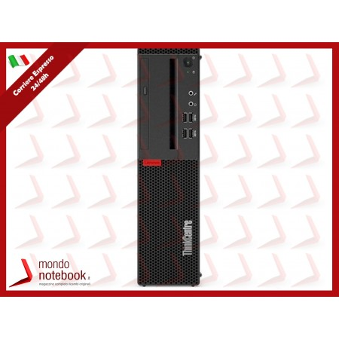 PC LENOVO ThinkCentre M910s SFF 10MLS3K100 G4600 8GB 1TB DVD Tastiera Mouse W10P