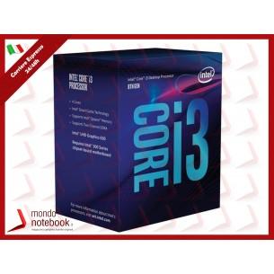 CPU INTEL CORE i3-8100 (Coffee Lake) 3.6 GHz - 6MB 1151 pin - BOX- BX80684I38100