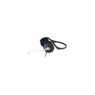 "CUFFIA CON MICROFONO GENIUS ""HS-300N"", Foldable rear band headset"