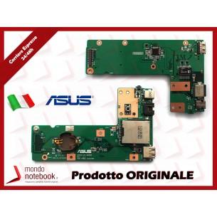 DC Power Board USB LAN ASUS K52 Series