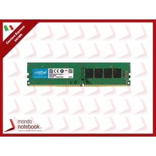 DDR 4 CRUCIAL 8Gb 2666 Mhz - CL19 SingleRank - CT8G4DFS8266