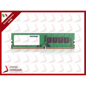 DDR4 PATRIOT 4GB 2400Mhz - PSD44G240081
