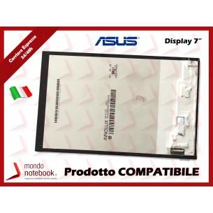 "Display LCD Compatibile ASUS Memopad Me173 7"" K00b K00u K008 K00e"