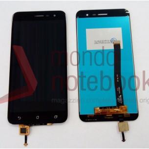 Display LCD con Touch Screen Compatibile Asus ZenFone 3 ZE520KL NERO