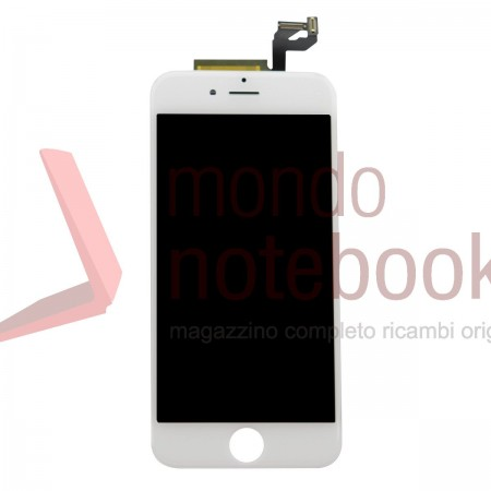 Display LCD con Touch Screen Compatibile per APPLE Iphone 6S (BIANCO) A+++
