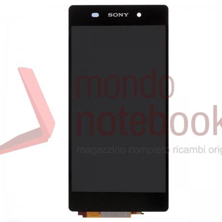 Display LCD con Touch Screen Compatibile SONY Xperia Z2 D6502 D6503 D6543 L50W