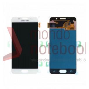 Display LCD con Touch Screen Originale SAMSUNG Galaxy A3 SM-A310F (Bianco)