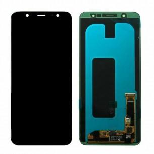 Display LCD con Touch Screen Originale SAMSUNG Galaxy A6+ (2018) SM-A605F (Nero)