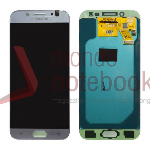 Display LCD con Touch Screen Originale SAMSUNG Galaxy J5 (2017) SM-J530F (Silver)