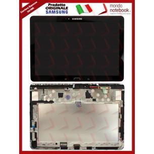 Display LCD con Touch Screen Originale SAMSUNG Galaxy Note 10.1 2014 Edition P6000 (Nero)