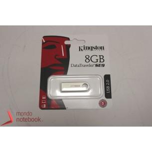 "PENDRIVE KINGSTON USB 2.0  8 GB ""data traveler SE9"""