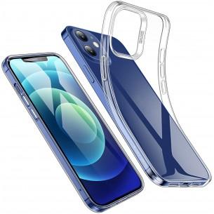 ESR Liquid Soft Case per iPhone 12 / 12 Pro - Trasparente