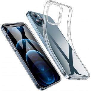 ESR Liquid Soft Case per iPhone 12 Pro Max - Trasparente