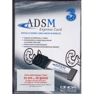 Express Card 7.2Mbps UMTS HSDPA 3G Onda EH501HS