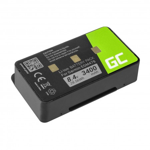 Green Cell 010-10517-00 011-00955-00 GPS Batteria per Garmin GPSMAP 276 296 376 376c...