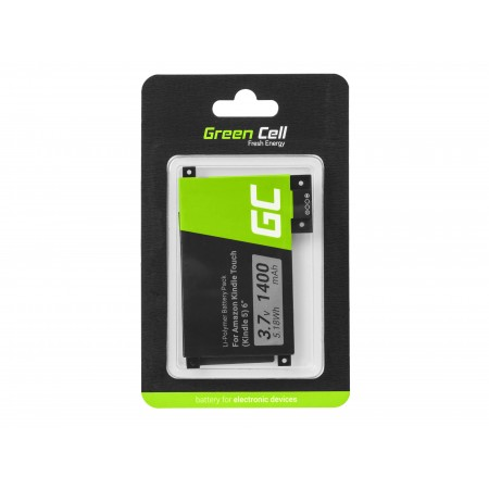 Green Cell 170-1056-00 Batteria per Amazon Kindle Touch 2011