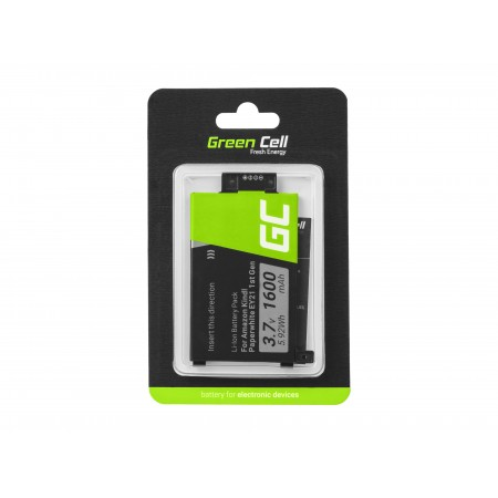 Green Cell 58-000008 Batteria per Amazon Kindle Paperwhite I 2012