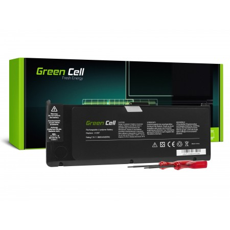 Green Cell A1309 Batteria Notebook per Apple MacBook Pro 17 A1297 (Early 2009, Mid 2010)