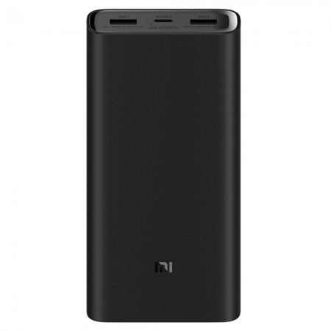 Power Bank Xiaomi 3 PRO 20000mAh USB-C 45W Power Delivery