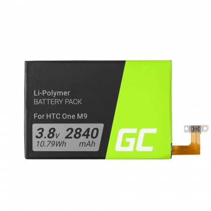 Green Cell B0PGE100 Smartphone Batteria per HTC One M9 S9