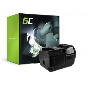 Green Cell Batteria 25.2V 3Ah BSL 2530 per Hitachi DH25DAL DH25DL
