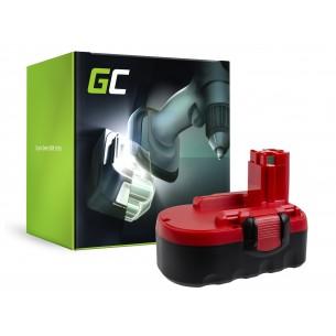 Green Cell Batteria BAT025 BAT160 BAT180 Bosch PSR 18 VE-2 GSB 18 VE-2 GSR 18 VE-2 PSB...