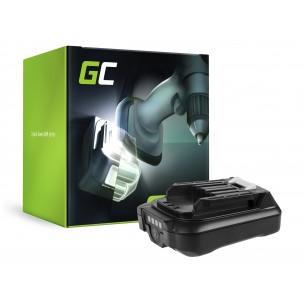 Green Cell Batteria BL1016 BL1021B BL1040B BL1041B per Makita DF031 DF331 HP330 HP331...