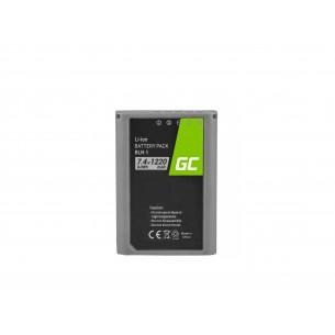 Green Cell Batteria BLN-1/BCN-1 Olympus PEN-F, OM-D EM1, EM5, OM-D E-M5 Mark II 7.4V...
