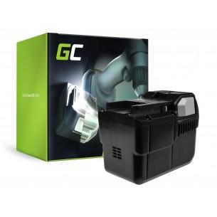 Green Cell Batteria BSL 3620 BSL 3626 per Hitachi CG 36DL CS 36DL DH 36DL ML 36DL RB 36DL