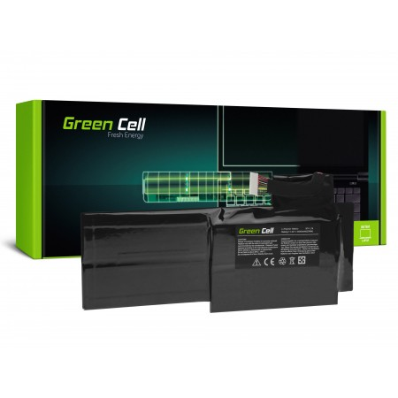 Green Cell Batteria BTY-L76 per MSI GS70 GS72 WS72
